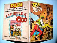 TEX 1^EDIZIONE N°237 SPEDIZ-2,50 FINO A 10 FUMETTI(H09)