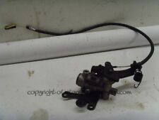 Subaru Forester mk1 2.0T EJ20 97-02 clutch master cylinder + cable