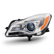 14-17 Buick Regal HALOGEN HEADLIGHT MODEL Projector Head Lamp Left Driver Side