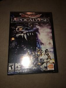 MAGE KNIGHT APOCALYPSE PC GAME (Sealed And New)