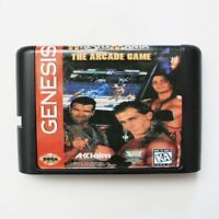 Wrestle Mania The Arcade Game 16 bit SEGA MD Game Card For Sega genesis