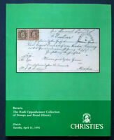 Auction Catalogue BAVARIA RUDI OPPENHEIMER Bayern Stamps Postal History Germany