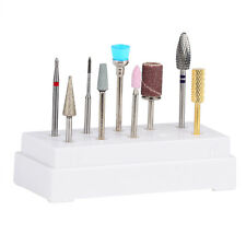 Nail Drill Bits File Grinding Head Set Electric Manicure Pedicure Nail Art Tools