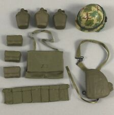 21ST CENTURY TOYS MILITARY MIXED ITEMS LOT 1/6TH SCALE OR 12'' FIGURES