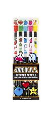 Scentco Gamer Smencils 5-Pack of HB no. 2 Scented Pencils