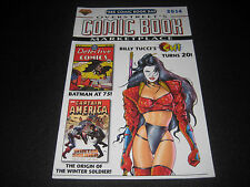 Free Comic Book Day 2014 OVERSTREETS COMIC BOOK MARKETPLACE (UNSTAMPED)