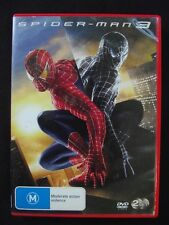 Spiderman 3 R4 DVD 2 Disc Set Tobey Maguire Kirsten Dunst