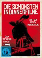 Die schönsten Indianerfilme - Sammler Edition im Modularbook [4 DVDs]