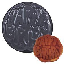 La cucina Stainless Steel anti - adhérent joyeux anniversaire gâteau moule