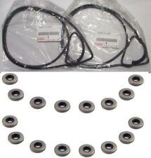 Genuine Toyota Chaser Soarer Rocker Cam Cover Gaskets Washer Seals 1JZ VVTi OEM