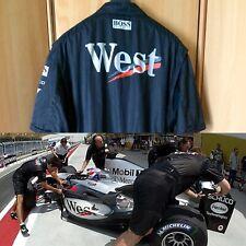 McLaren Mercedes F1 2004 Pit Crew Suit (Raikkonen/ Coultard), Hugo Boss, WEST.