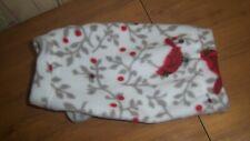 New listing #125 Small Fleece Dog Sweater Hand Made