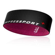 Compressport Unisex Free Belt Black Purple Sports Running Lightweight Pockets