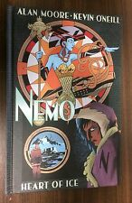 NEMO Heart of Ice Hardcover -- Alan Moore -- Kevin O'Neill -- Top Shelf HC