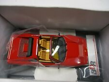 BBR Models Ferrari 328 GTS 1986 Red 1/43