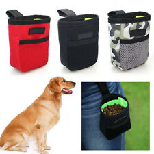 Pet Dog Treat Bag Obedience Training Food Snack Pouch Puppy Feeding Belt Bags
