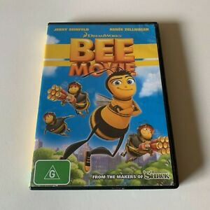 BEE MOVIE DVD R4