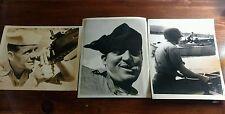 ORIGINAL COAST GUARD PHOTOS WW2? COXSWAIN LOT OF 3
