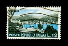 Italy Stamp 1953 / Tourist and Publicity  /Rapallo /  Used