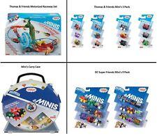 Thomas & Friends Minis/Trains, DC Friends Case/Trains