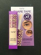 Genuine Tarte Shape Tape Concealer In 20B Light Travel Size Mini