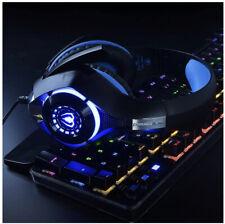 Beexcellent GamingHeadset PS4 PS5 XboxONE Laptop Mac Nintendo LED LICHT,MIKROFON
