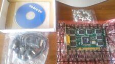 8 CH Channel DVR PC PCI Video Capture Card CCTV Security Surveillance