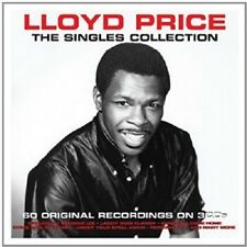 Lloyd Price Singles Collection 3-CD NEW SEALED Personality/Stagger Lee+