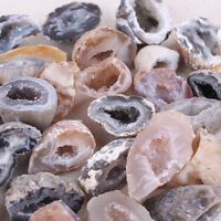 Agate Geodes Slice/Slab Collection Stones Large Natural Crystals