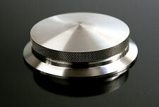 Record weight, Puck, Record Stabilizer,.for Garrard, Lenco, Thorens, GYRO. 585g.