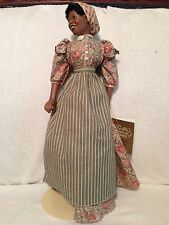 """Franklin Mint ~ Gone With the Wind """"PRISSY"""" Doll ~ 1993 COA"""