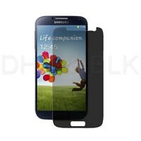 Privacy Anti-Spy LCD Screen Protector Cover Guard Film for Samsung Galaxy SIV S4