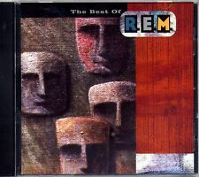 CD - R.E.M - The Best Of