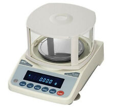A&D FX-Series FX-300i Precision Lab Balance, Compact Scale 320 g by 1 mg,New