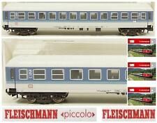 FLEISCHMANN 8179-K CARROZZA PASSEGGERI TRENI REGIONALI di 2a Cl. DB OVP SCALA-N