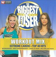 FREE US SHIP. on ANY 2 CDs! ~Used,VeryGood/Good CD Various: The Biggest Loser Wo