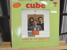 "★★ 12"" MAXI-CUBE-Prince of the moment (Special Maxi versione) Italo"