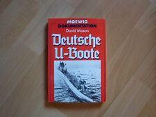Deutsche U Boote David Mason ,1980, Militär WK II Marine