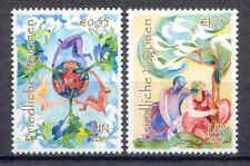 Friedliche Visionen, Gemälde - UNO-Wien - 502-503 ** MNH 2007