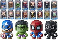 Marvel Mighty Muggs Black Panter Hulk Ironman Captain America Ages 6+ Toy Play