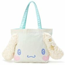 Cinnamoroll face-shaped tote bag Kira Fuwa