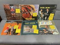 Lot 6 Chet Atkins 🔥1stPR LPs ⭐️NM VG+.. Country Rockabilly Teensville $4 each!