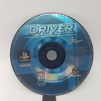 Driver Sony PlayStation 1 1999 Disc Only PS1