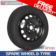 "16"" Vauxhall Astra K - 2015 Onwards Full Size Spare Steel Wheel and Tyre - 5x105"