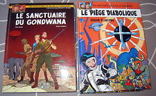 BLAKE ET MORTIMER LOT REED DES AVENTURES JACOBS EDIT BLAKE ET MORTIMER SUPERBES