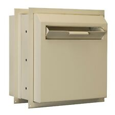 PROTEX Drop Box Safe Through-The-Wall with Electronic Keypad WARRANTY WDD-180E