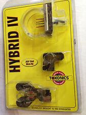 Toxonics Hybrid IV 4 Pin .029 Camo Bow Archery Sight New