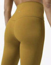 """Brand New With Tags Lululemon Size 0 Gold Spice Align High Rise 28"""" Leggings"""