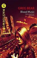 Blood Music (S.F. Masterworks)-ExLibrary