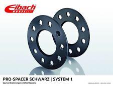 Eibach Spurverbreiterung schwarz 10mm System 1 Seat Arosa (6H, 05.97-06.04)